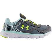 Under Armour Kids' Preschool Micro G Velociti Running Shoes