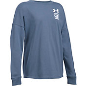 Under Armour Girls' Graphic Long Sleeve Tunic Shirt