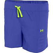 Under Armour Girls' Woven Shorts