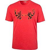 Under Armour Men's Baltiflage Crab Graphic T-Shirt