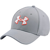 Under Armour Men's Blitzing Stretch Fit Hat II