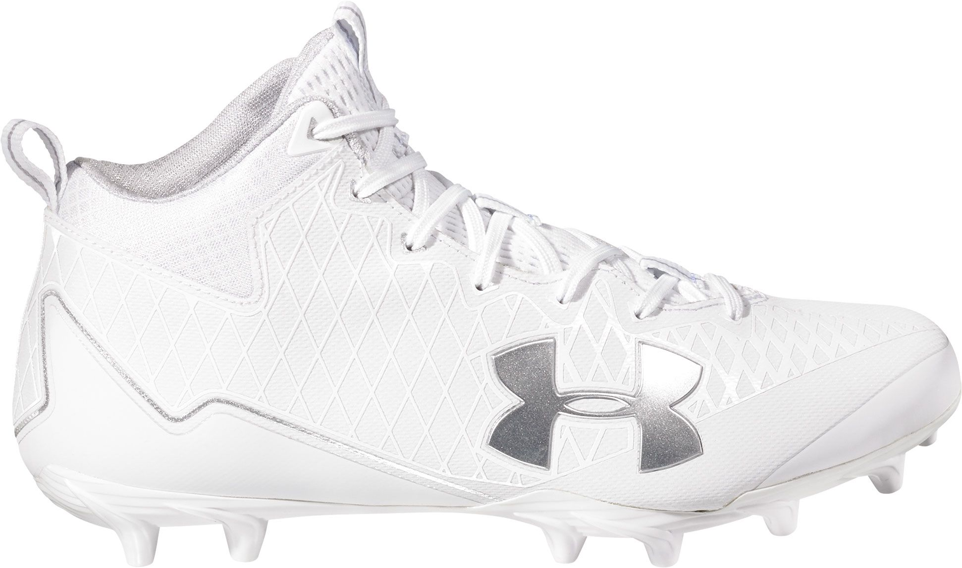 b52a7ae2580a lovely Under Armour Mens Banshee Mid MC Lacrosse Cleats DICKS Sporting Goods