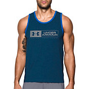 Under Armour Men's Bar Lockup Sleeveless Shirt