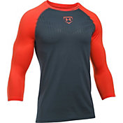 Under Armour Men's Heater ¾ Sleeve Baseball Shirt