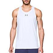 Under Armour Men's Baseline Performance Basketball Sleeveless Shirt