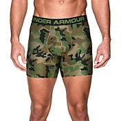 Under Armour Men's Original Series 6'' Father's Day Edition Boxerjock Boxer Briefs