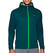 Under Armour Men's ColdGear Infrared Grid Full Zip Hoodie