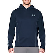 Under Armour Men's ColdGear Infrared Grid Pullover Hoodie