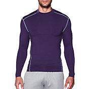 Under Armour Men's ColdGear Armour Compression Mock Neck Long Sleeve Shirt