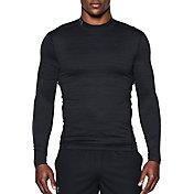 Under Armour Men's ColdGear Armour Twist Compression Mock Long Sleeve Shirt