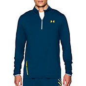 Under Armour Men's Challenger Knit Quarter Zip Long Sleeve Shirt