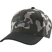 Under Armour Men's Closer Stretch Fit Hat 2.0