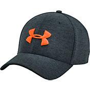 Under Armour Men's Twist Print Tech Closer Hat
