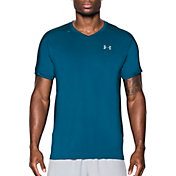 Under Armour Men's CoolSwitch V-Neck Running T-Shirt