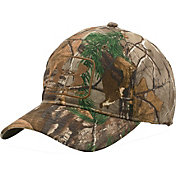 Under Armour Men's Camo Stretch Fit Hat