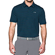 Under Armour Men's CoolSwitch Putting Stripe Golf Polo