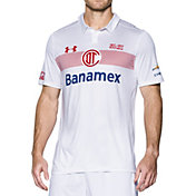 Under Armour Men's Deportivo Toluca FC 16/17 Replica Away Jersey