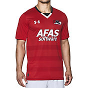 Under Armour Men's AZ Alkmaar 16/17 Replica Home Jersey