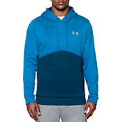 Under Armour Men's Armour Fleece Icon Solid Pullover Hoodie