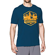 Under Armour Men's Freedom By Sea Graphic T-Shirt