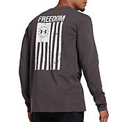 Under Armour Men's WWP Freedom Flag Long Sleeve Shirt
