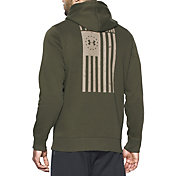 Under Armour Men's Freedom Flag Rival Hoodie
