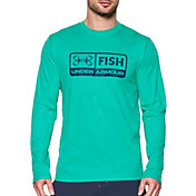 Under Armour Men's Fish Hunter Pill Long Sleeve Shirt