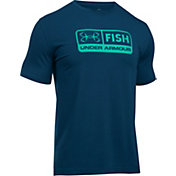 Under Armour Men's Fish Pill Charged Cotton T-Shirt