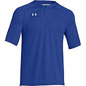 Under Armour Men's Gamer Two-Button Henley T-Shirt