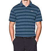Under Armour Men's Groove Stripe Golf Polo