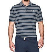 Under Armour Men's Groove Stripe Golf Polo