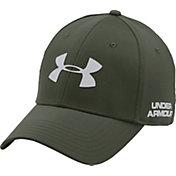 Under Armour Men's Headline Stretch Fit Golf Hat