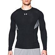 Under Armour Men's HeatGear CoolSwitch Compression Long Sleeve Shirt