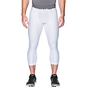 Under Armour Men's HeatGear Armour 2.0 Three Quarter Length Leggings