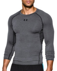 Under Armour Men's HeatGear Armour Long Sleeve T-Shirt | DICK'S ...