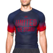 Under Armour Men's HeatGear United We Stand Compression T-Shirt