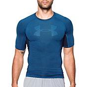 Under Armour Men's HeatGear Armour Graphic Compression T-Shirt