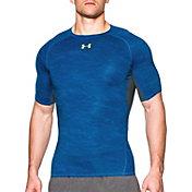 Under Armour Men's HeatGear Armour Printed Compression T-Shirt