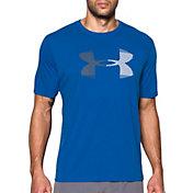 Under Armour Men's Threadborne Siro Logo Graphic T-Shirt