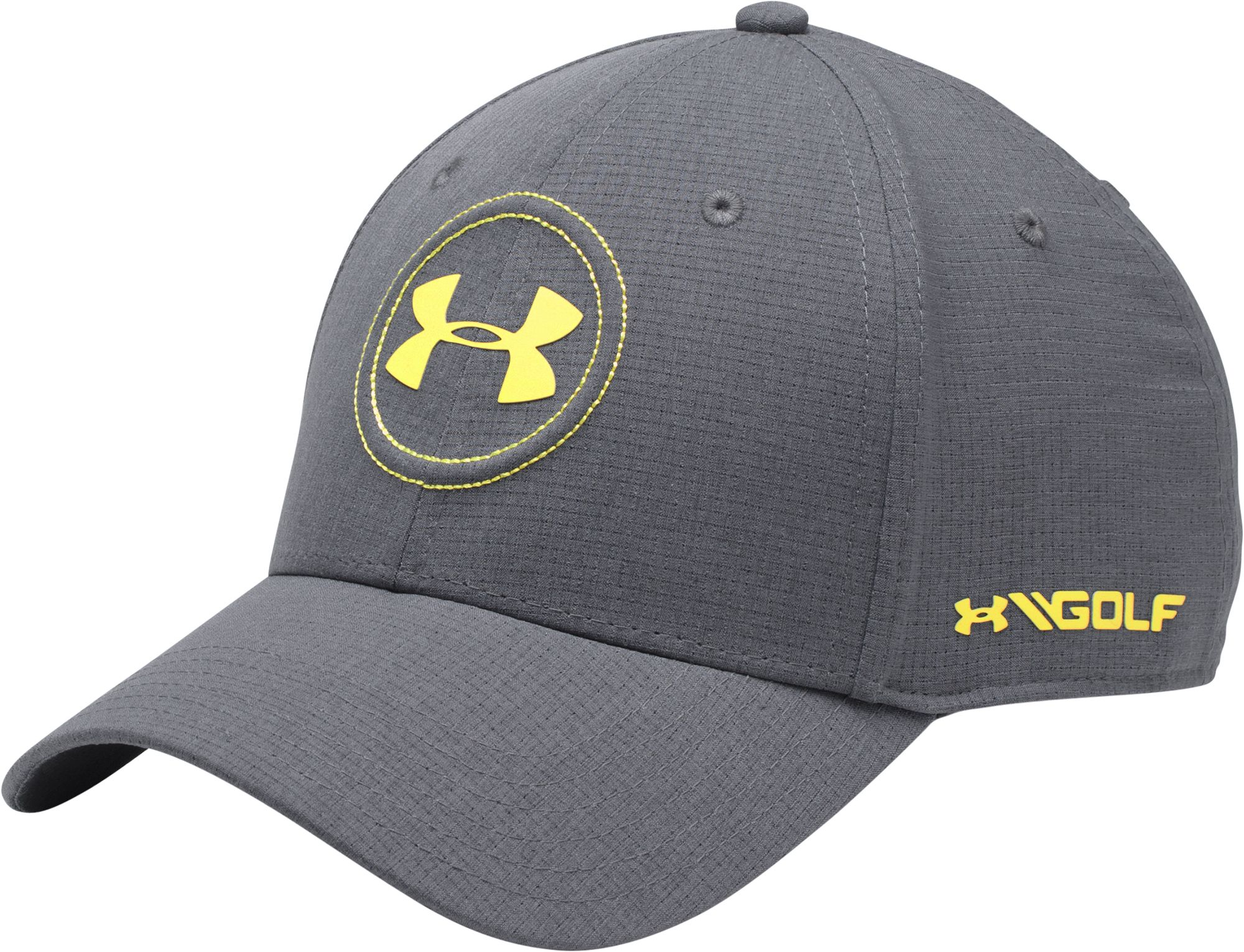 Under armour hat trucker bass fishing hat clearance for Under armor fishing hat