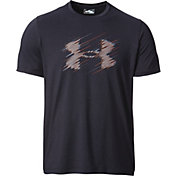 Under Armour Men's Flashing Lights Logo T-Shirt