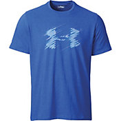 Under Armour Men's Flashing Lights Logo T-Shirt