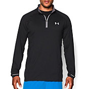 Under Armour Men's Launch Quarter Zip Running Long Sleeve Shirt