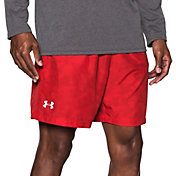 Under Armour Men's Launch 7'' Printed Running Shorts