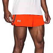 Under Armour Men's 2.5'' Launch Split Shorts