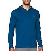 Under Armour Men's Lounge Hooded Long Sleeve Shirt