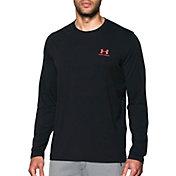 Under Armour Men's Logo Long Sleeve Shirt