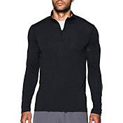 Under Armour Men's Elevated Quarter Zip Long Sleeve Shirt