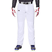 Under Armour Men's Clean Up Open Bottom Baseball Pants