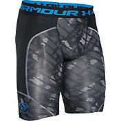 Under Armour Men's Undeniable Printed Sliding Shorts